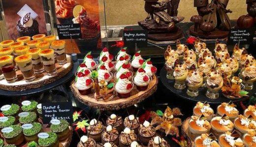 【至福の極み!】ウェスティンホテル・テラスのデザートビュッフェは超美味しい!お勧め時期や予約方法など。