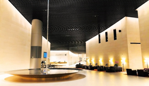 【世界のラウンジ】まるで美術館!?静寂そして荘厳なカタール航空・ファーストクラスラウンジ!!レストランや仮眠室まで1日中楽しめる。アルサファ ファーストラウンジとは!?